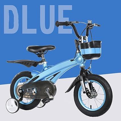 QXMEI Bicicletas para Niños Aleación De Magnesio De Un Cuadro 2-3-6-