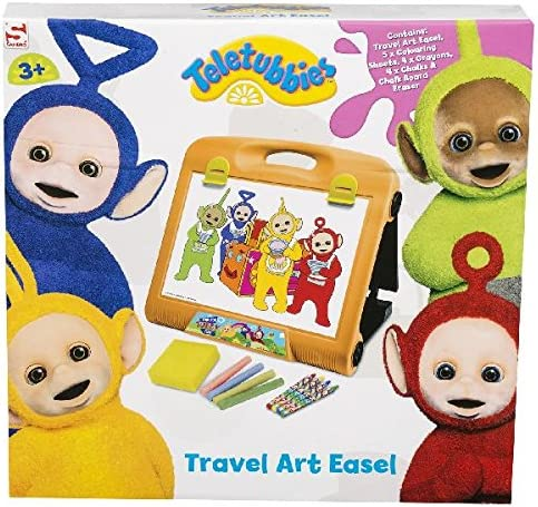 Ak Sport 0643148 Teletubbies Viajes Arte Caballete: Amazon.es ...