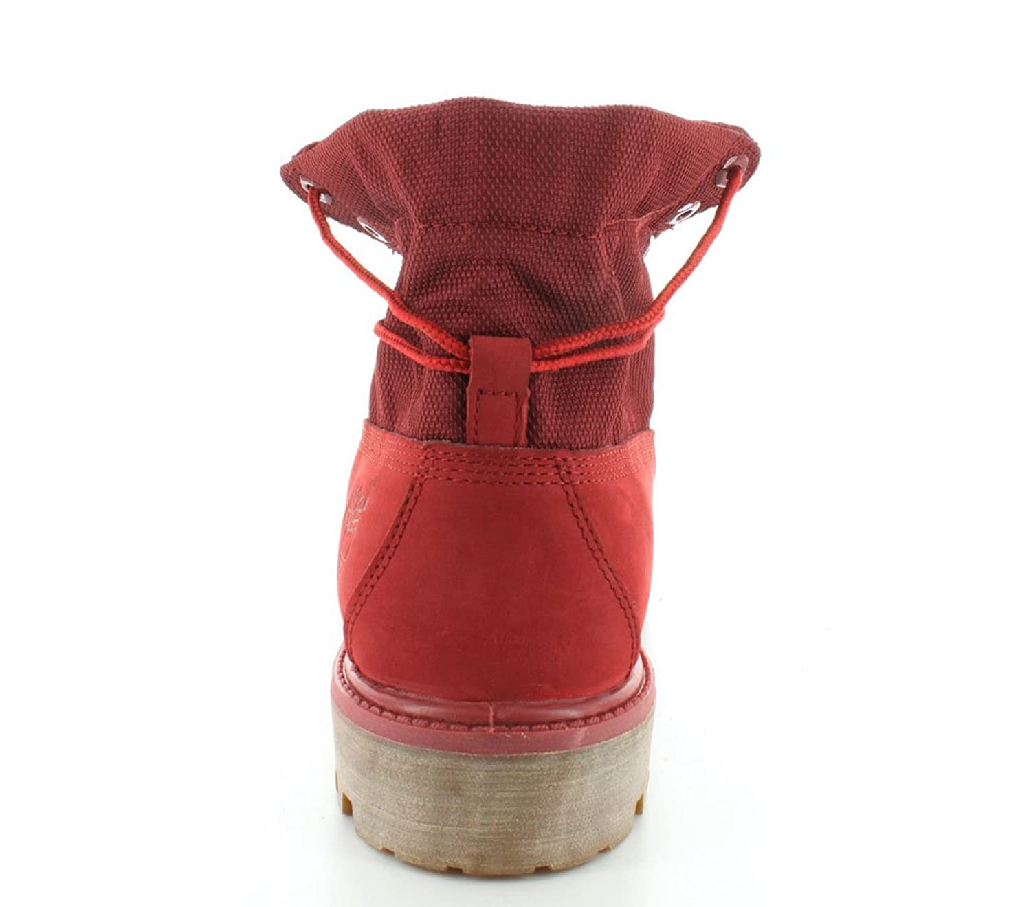red timberland boots mens