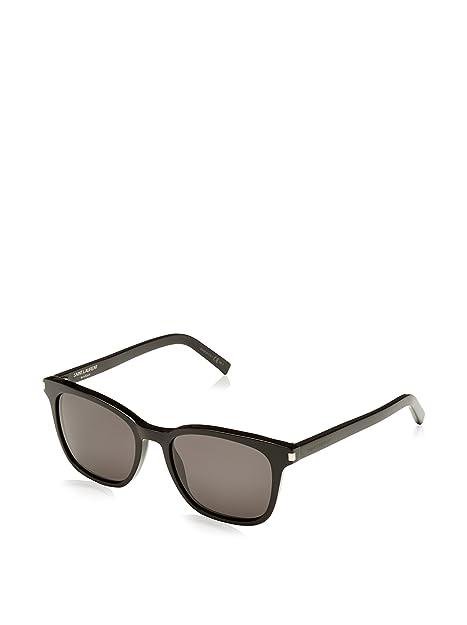 Amazon.com: Saint Laurent SL 54 cuadrados anteojos de sol en ...
