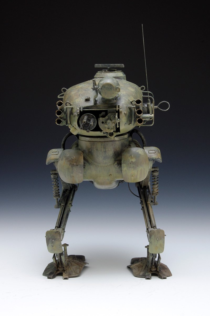 1/20 Maschinen Krieger Series Kuster & Friedrich by Wave by wave (Image #6)