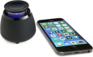 Wireless Bluetooth Speaker- BLKBOX POP360 Hands Free Bluetooth Speaker With 360 DegreWireless Bluetooth Speaker- BLKBOX POP360 Hands Free Bluetooth Speaker - for iPhones, iPads, Androids, Samsung and all Phones, Tablets, Computers (Bumpin' Black) other Smart Phones, Tablets and Computers