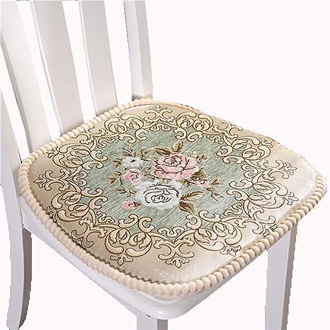 LUXURY Teddy Cuddly Seat Pad Soft Chair Cushion Foam Tie On Garden Bench Dining