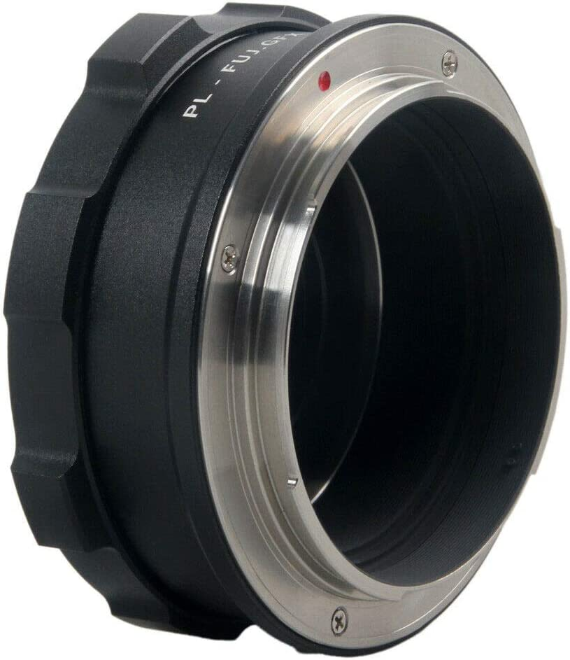 PL-GFX Adapter Ring for Arriflex PL Mount Lens to Fuji GFX 50S 50R Camera