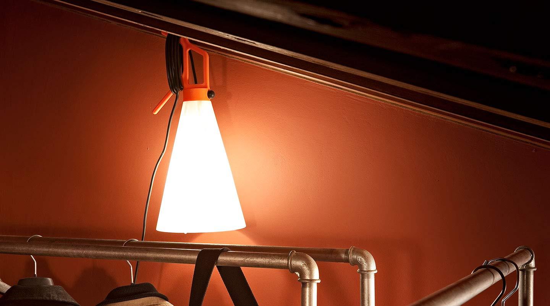 Ic t high lampada da tavolo flos acquista online deplain