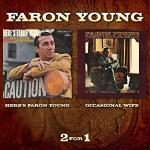 Here's Faron Young / Occasional Wife
