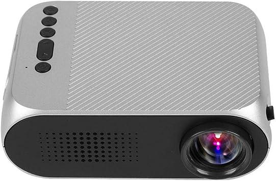Sorand Mini Proyector, 400-600 LúMenes Portátil USB Mini Proyector ...