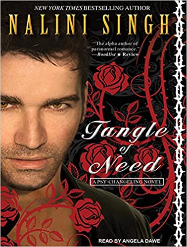 Tangle of Need (Psy/Changeling Novels)