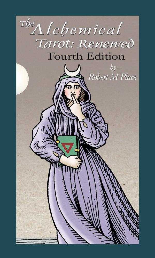 The Alchemical Tarot: Renewed Fourth Edition: Robert M. Place: 9780977643417: Amazon.com: Books