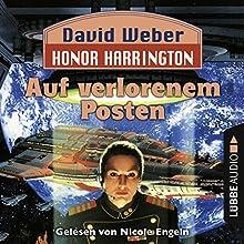 Auf verlorenem Posten (Honor Harrington 1) Hörbuch von David Weber Gesprochen von: Nicole Engeln