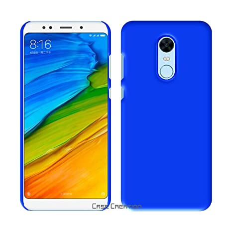 sports shoes 4a215 1f2ff Xiaomi Redmi 5 Back Cover, Case Creation TM Hard Back: Amazon.in ...