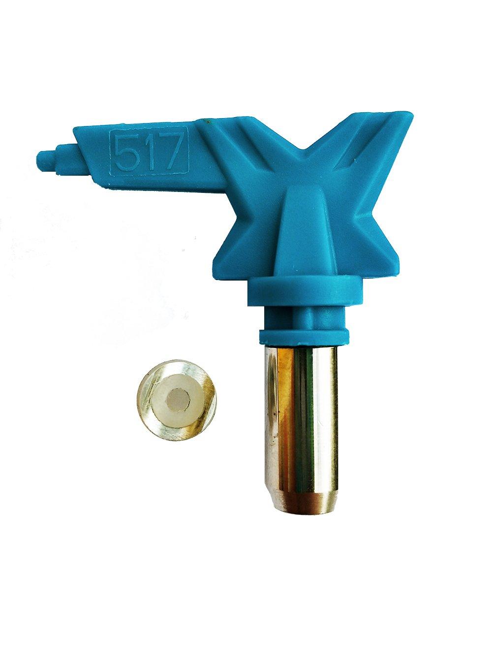 Dino Power DPX Airless Spray Tip - 311, 315, 415, 417, 519, 619 (417)