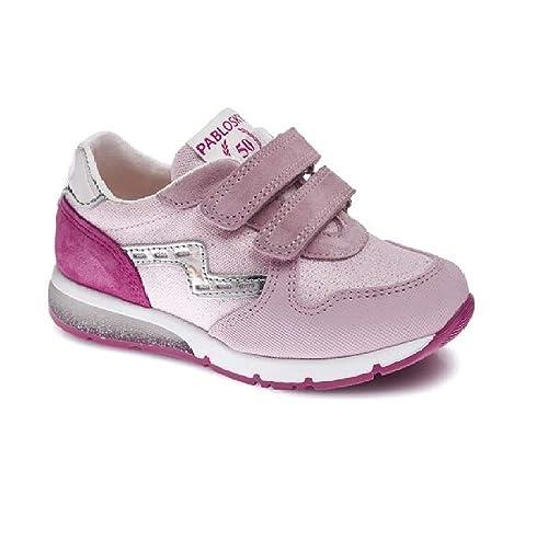 Pablosky 275668, Zapatillas sin Cordones para Niñas: Amazon.es: Zapatos y complementos