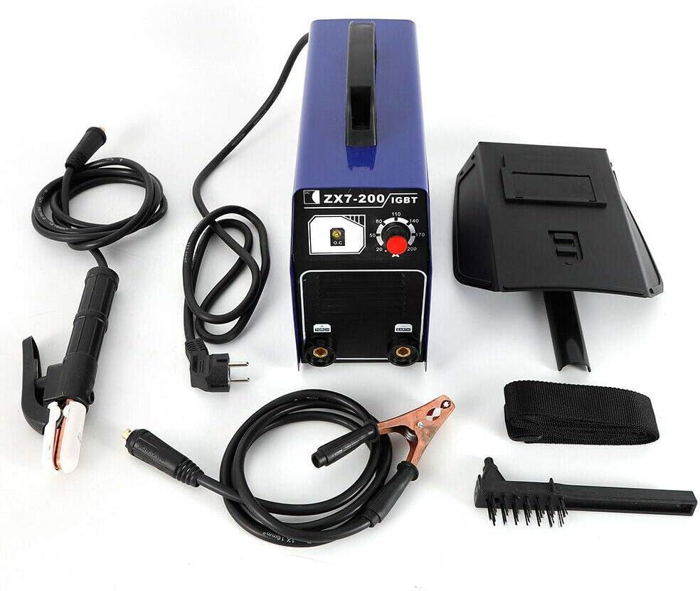 Soldador de electrodos IGBT Inverter 200 A