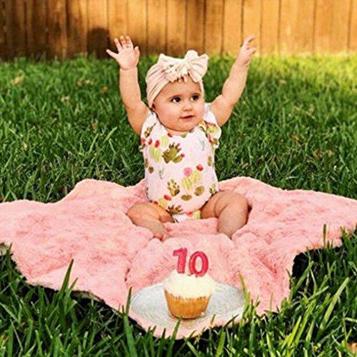 72af932c3 OUBAO Summer Newborn Toddler Baby Romper Girl Jumpsuit Playsuit ...