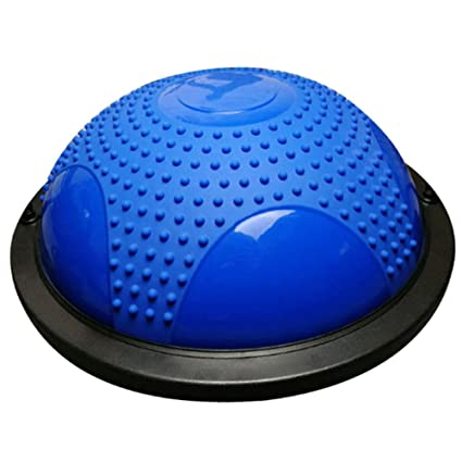 Amazon.com: zipperl Balance Ball Trainer, Half Yoga Ball ...