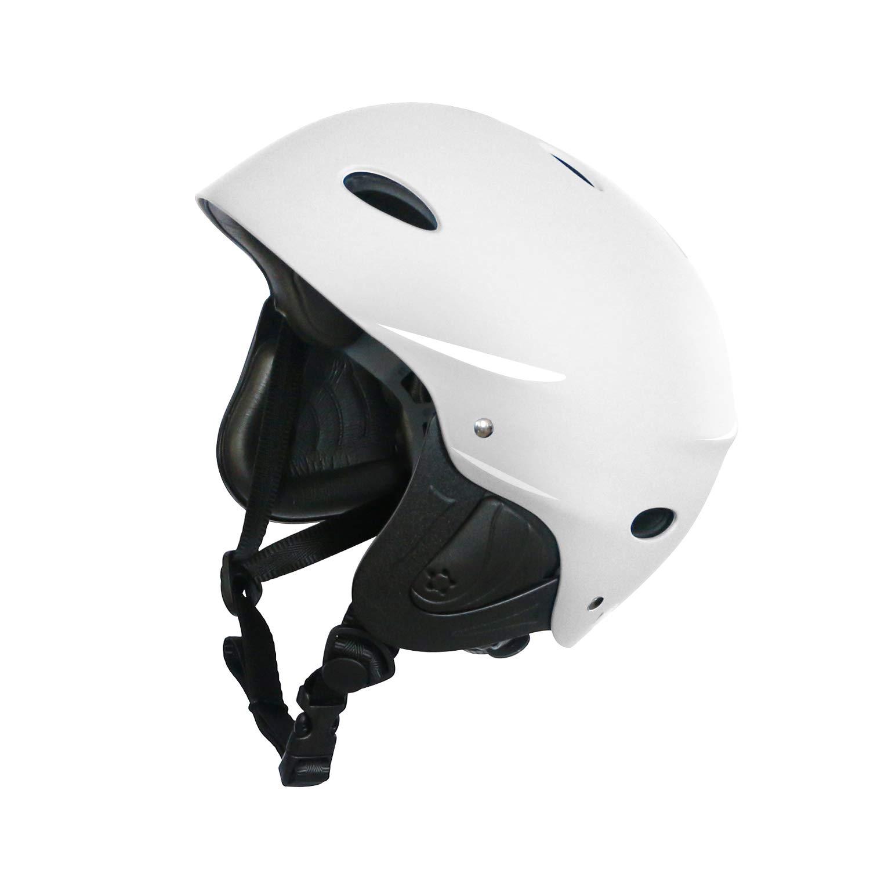 Vihir Adult Water Sports Skate Bike Helmet with Ears Adjustable Multi Skating Skateboard Scooter Surf Men Women Dial Helmet by Vihir