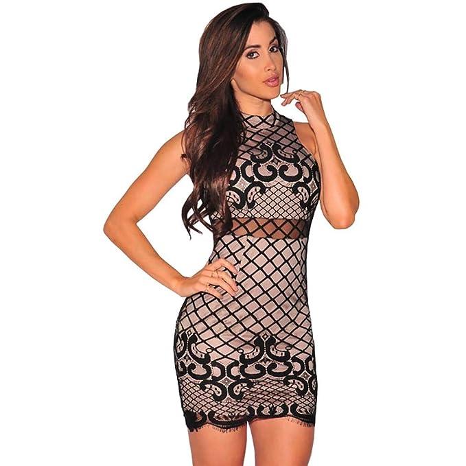 Vestidos De Fiesta Moda Para Mujer De Noche Cortos Elegantes Negro Casuales Cóctel
