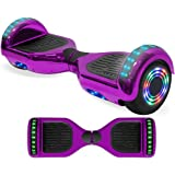 Amazon.com: Hoverboard Electric Self Balancing Scooter with ...