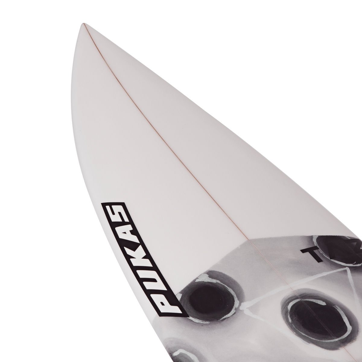 pukas Pop Tabla de Surf - White Talla:6ft 2: Amazon.es: Deportes y aire libre