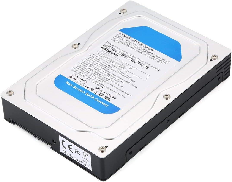 Alojamiento de Disco Duro Externo para Adaptador convertidor SATA de 2,5