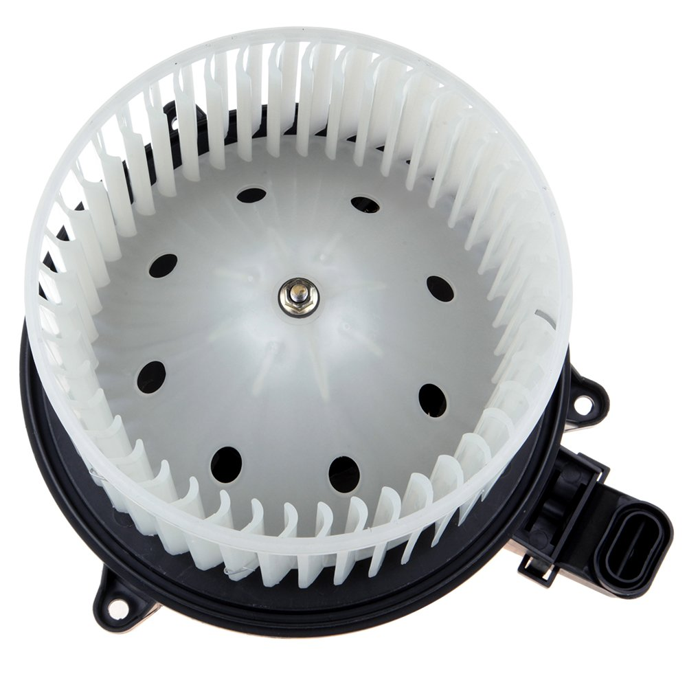 OCPTY A//C Heater Blower Motor ABS w//Fan Cage Air Conditioning HVAC Replacement fit for 2004-2009 Replacement fit ford Expedition//2004-2009 Replacement fit ford F-150//2004-2009 Lincoln Navigator