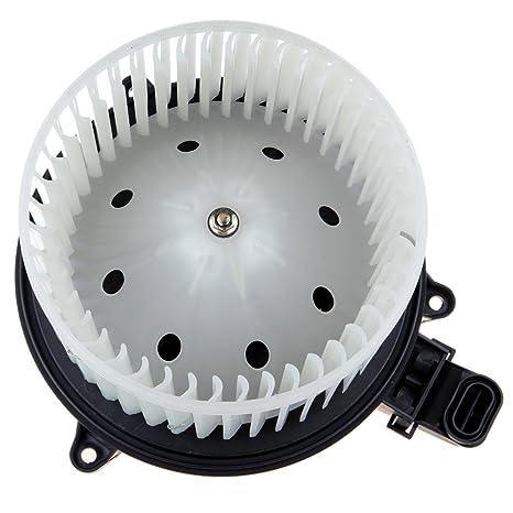 Scitoo Abs Plastic Heater Blower Motor W Fan Hvac Resistors Blowers Motors For