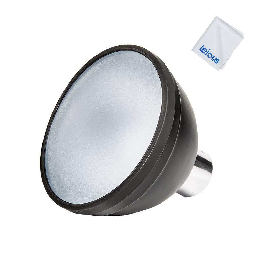 Godox AD-S2 Standard Reflector with Soft Diffuser for Godox AD200 AD360II AD360 AD180 Camera Flash Speedlite 4332044445