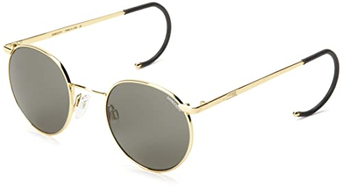 2cce3496bd Randolph P3 P3P1711 Round Sunglasses