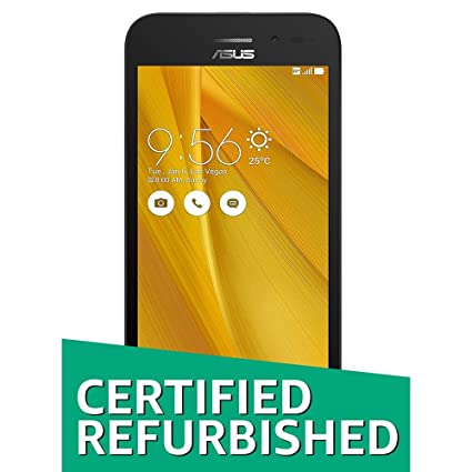 (CERTIFIED REFURBISHED) Asus Zenfone Go 2nd Generation ZB452KG-1E037IN (Yellow) Smartphones at amazon