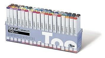 Spectrum Noir 72-piece Marker Set with DVD and Cardstock - 7601529 ...