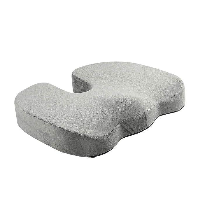 Amazon.com: Art3d - Cojín ortopédico de espuma de memoria ...