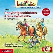 Ponyhofgeschichten & Reitstallgeschichten (Lesepiraten) | Heike Wiechmann,  ThiLo