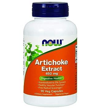 Alcachofa para adelgazar pastillas