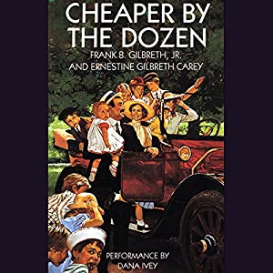 Cheaper by the Dozen Audiobook