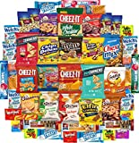 Snacks For All Occasions: Chips, Cookies, Candies and a Lot More Variety Package (50 Count)