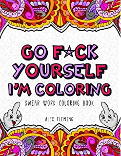 Amazoncom Swear Word Coloring Book The Jungle Adult Coloring