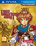 New Little King's Story Sony Playstation PS Vita Game UK