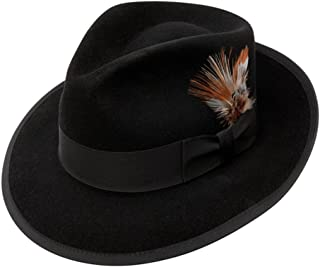 product image for Stetson Whippet Fur Felt Fedora hat
