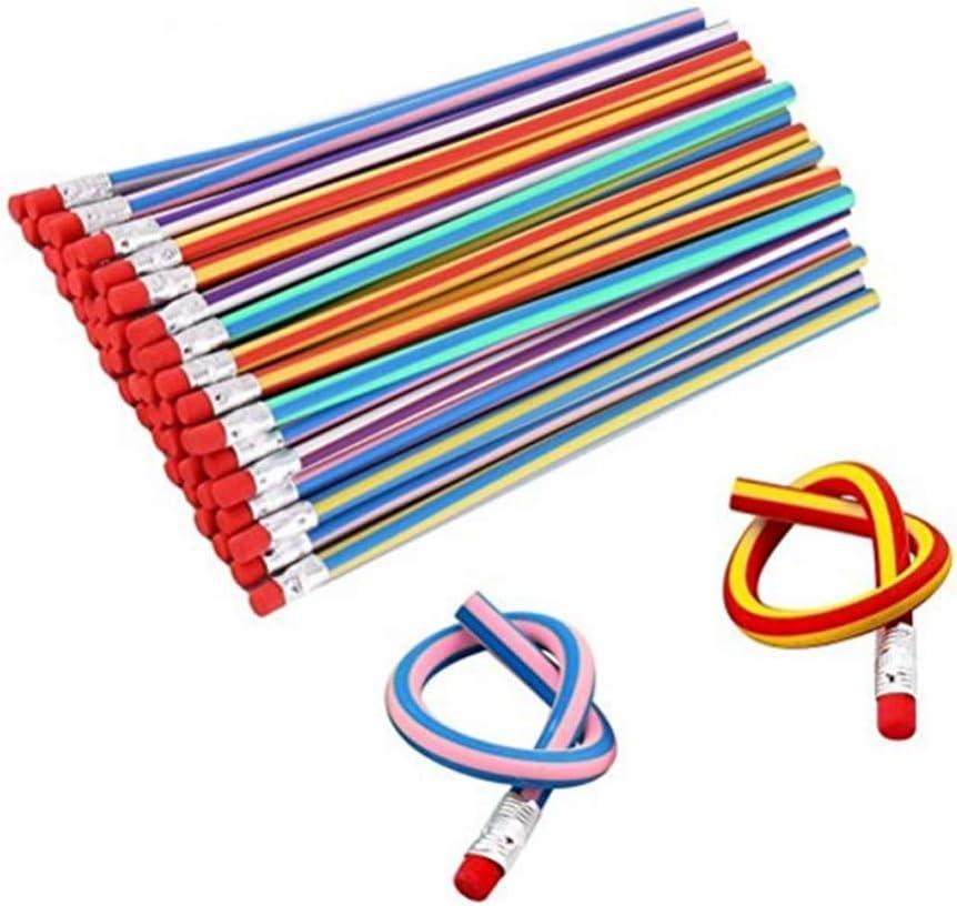 Bendy pencils