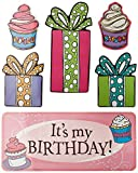Mad Mags Happy Birthday Celebration Magnets