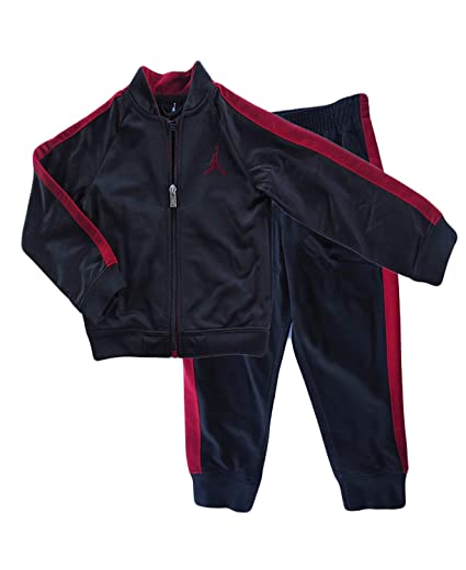 591968250b40ba Amazon.com  Nike Air Jordan Toddlers Tricot Tracksuit Jacket   Pants ...