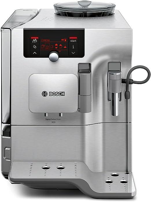 Bosch TES80353DE - Cafetera automática, 1600 W, color gris: Amazon ...