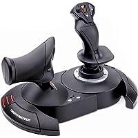 ThrustMaster Joystick T.Flight Hotas X - Joystick avec manette des gaz détachable et configuration directe pour décollage immédiat - PC