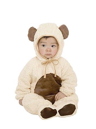 sc 1 st  Amazon.com & Amazon.com: Charades Baby Plush Oatmeal Bear Costume: Clothing