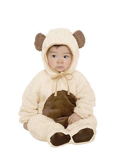 Amazon.com: Charades Baby Plush Avena Oso Disfraz: Clothing