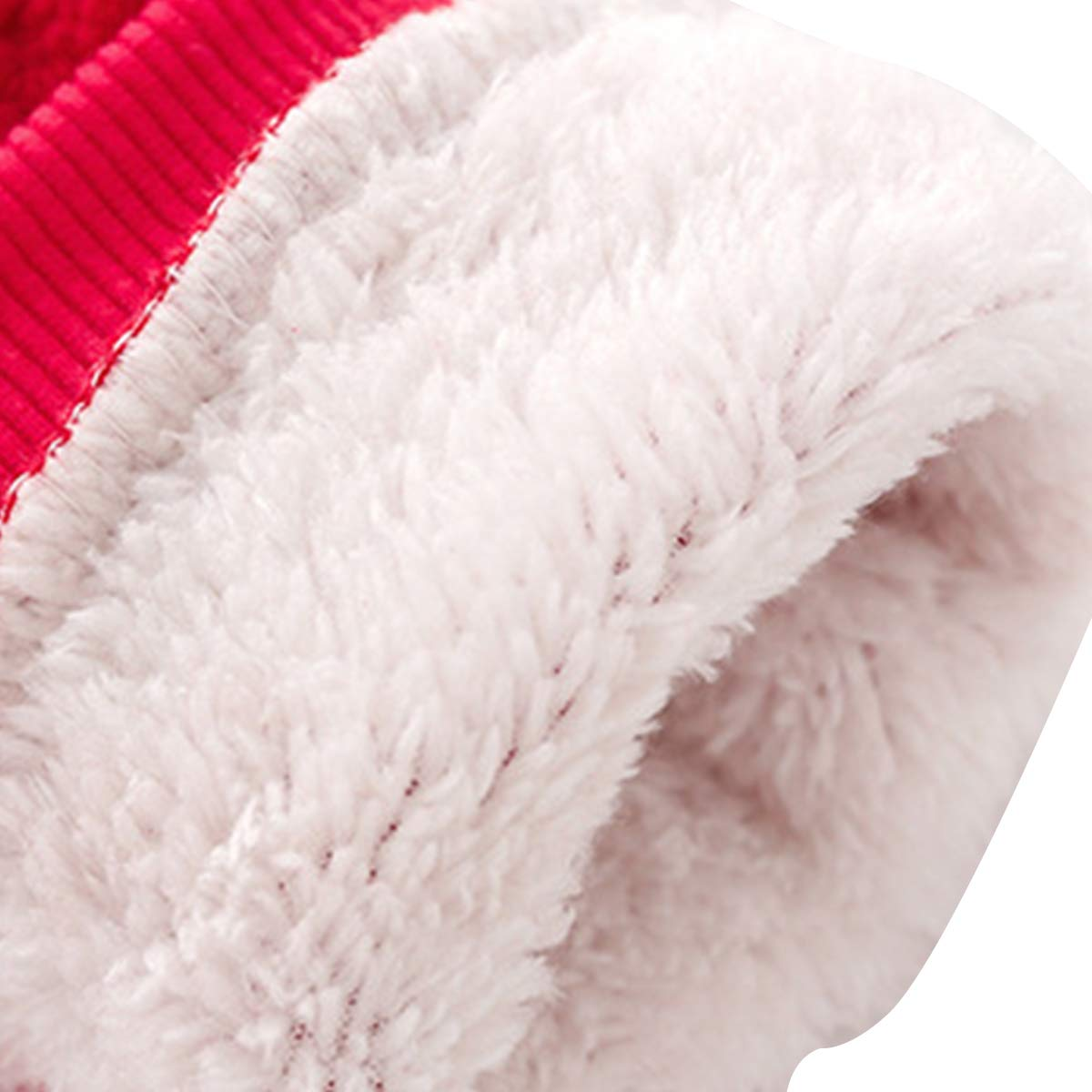 Famuka Baby M/ädchen Winter Overall Strampler
