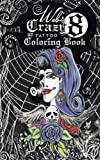 Web's Crazy 8 Tattoo Coloring Book, Renee' Alina Barela Pontious, 1466907487