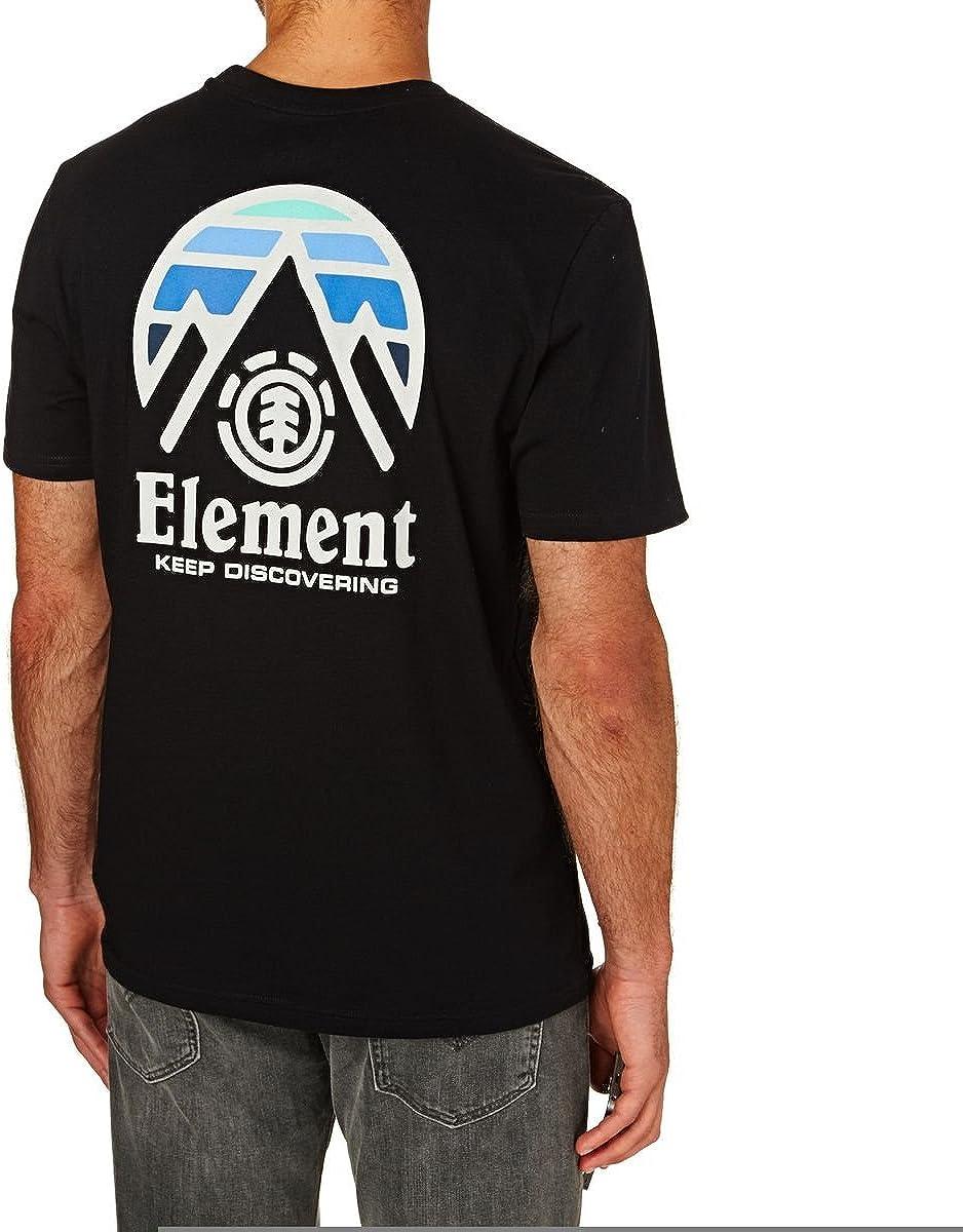 Camiseta de Hombre Tri Tip SS Element: Amazon.es: Deportes y aire libre