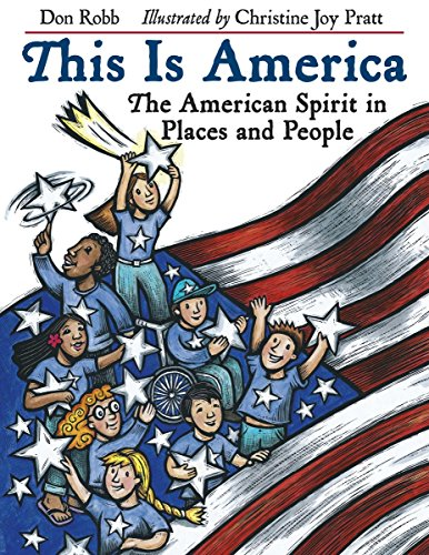 This Is America: The American Spirit in Places and People